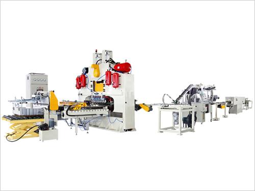 易拉盖全自动生产线设备